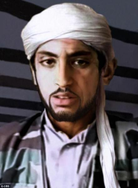 hamza 3 Buehh   El hijo de Bin Laden quiere vengar a su padre