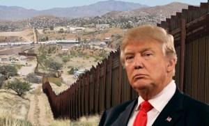 muro Por ahora no hay cuarto para el muro de Trump