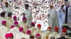 papa francisco El papa canoniza a los pastorcillos de Fátima