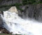 presa tavera1 Vuelven a desaguar la presa Tavera