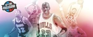 top 5 nba ESPN: Los mejores jugadores de la historia de la NBA