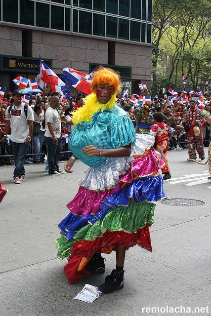 4874525680 61189e4492 z Hoy es el gran Desfile Dominicano de Nueva York!