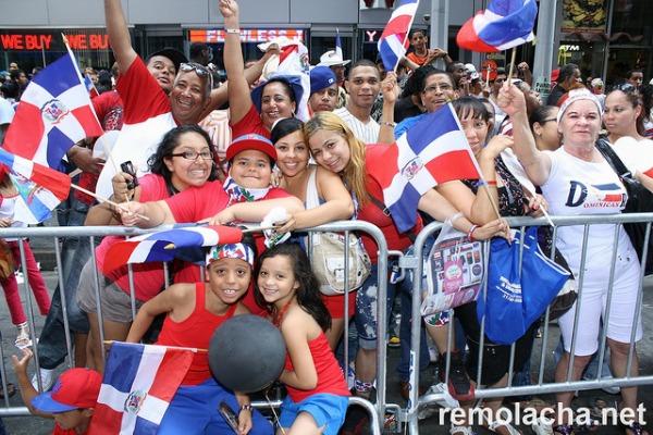 Desfile Dominicano de Nueva York. Foto por Mannyzoom para Remolacha.net