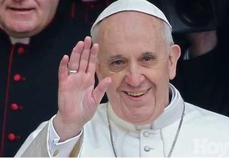 papa Oye ahora: En RD ya tán josiando pa traer al papa el año próximo