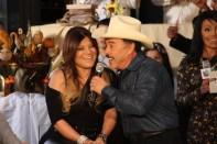 Diana Reyes y Pedro Rivera (Padre de Jenny Rivera)