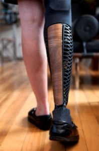 leg11 Chequeen estas prótesis que son funcionales y lucen increibles