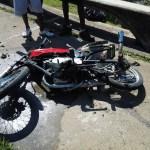 accidente motocicleta 150x150 Mueren dos tras choque entre motocicletas