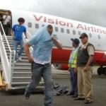 deportados final 150x150 Otro grupo de criollos repatriados llega hoy de EEUU