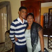 Madre e hijo - Jeyzon & Maria Regla
