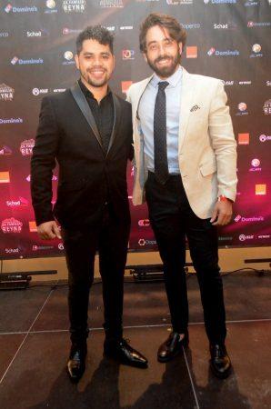 Danilo Reynoso y David Maler