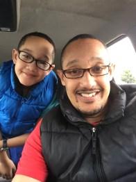 Dj Tito guira e hijo