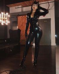 Yovanna Ventura, modelo dominicana, ex de Justin Bieber
