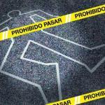 escena piso suicidio policia linea 150x150 Más sobre el fatal accidente en motor donde 7 haitianos se transportaban