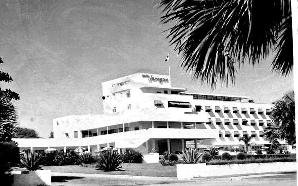 Resultado de imagen para hotel jaragua 1960
