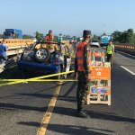 accidente en la autopista duarte2 150x150 Alarmante – Datos sobre accidentes de tránsito en RD
