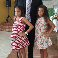 keisy y keily, hijas de Juan Jaime Javier Montero