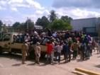 318 haitianos indocumentados 300x226 Agarran 318 haitianos sin papeles en Dajabón