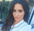 Demi Lovato 300x274 Video   Así canta Demi Lovato Despacito