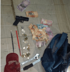 Haitiano 300x306 PN mata haitiano fue sorprendido robando