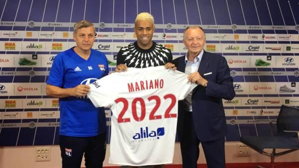 Mariano 600x338 El dominicano Mariano Díaz firma con Lyon y deja 8 millones en el Madrid