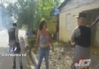 Matanzas Santiago 300x210 Video   Tipa al bollo con policías: agárrame pa que tu vea