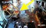 accidente 2 150x91 Video: Tipo ajumao se estrella contra sitio de bebedera
