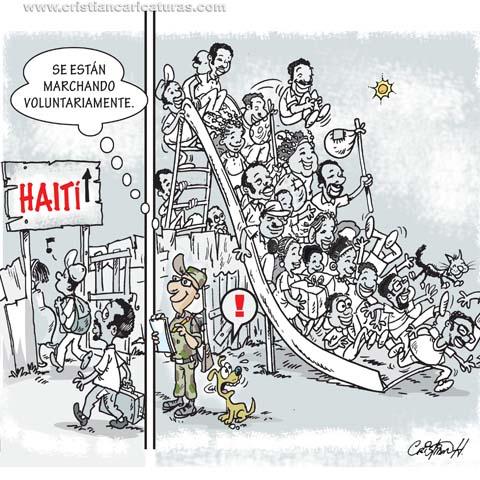 caricatura 1 Caricatura: En la frontera...