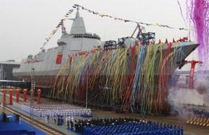 "crucero misiles 300x194 El primer crucero de misiles ""Made in China"""