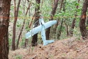 drone 300x204 El drone espía de Corea del Norte