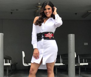 francisca lachapel 1 300x254 Premios Juventud: Francisca Lachapel, presentadora de la alfombra roja