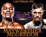 mayweather mcgregor 150x120 Confirman la pelea entre Mayweather y McGregor