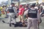 policias 150x98 Video: Dos policías heridos en accidente feísimo