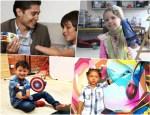 protesis 150x115 Ingeniero crea y regala prótesis de superhéroes a niños pobres en Colombia