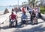 silla rueda 150x105 Más de un millón de personas con discapacidad en RD
