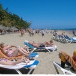 turistas 150x150 Pila de turistas han llegado a RD este año