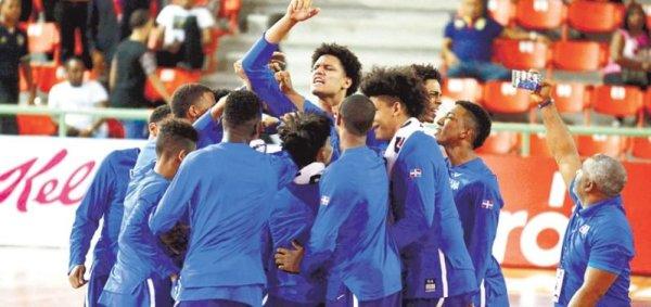 CENTROBASKET 600x283 República Dominicana campeón de Centrobasket Sub 17