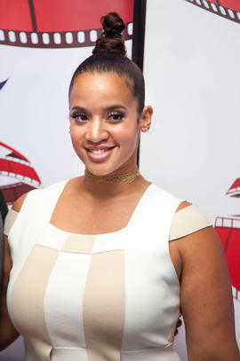 """Dascha Polanco 2 """"Estoy orgullosa de mantener mi bandera fuerte y decir que soy dominicana"""""""