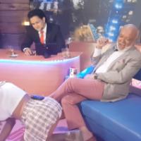 La entrevista que Jochy Santos no quiere que publiquen