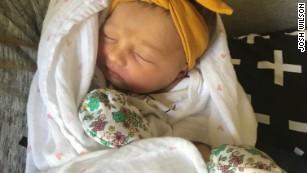 Megan Moss Johnson 2 Una superviviente de un trasplante de corazón muere pocas horas después de dar a luz