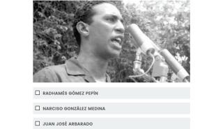 Narcisazo 300x186 Pruebin: ¿Te sabes el nombre de estos personajes dominicanos?