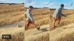 conejo 150x84 Video: Degraciao da tremenda patá a un conejo