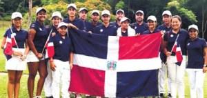 golf 300x142 RD: Segundo lugar en Campeonatos Juveniles de Golf del Caribe