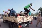 haitianos frontera 150x100 'Detutanan' a tres jefes militares en la frontera