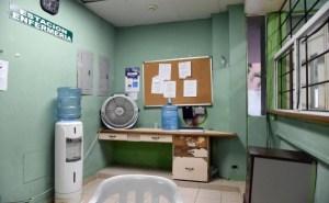 hospital bonao 300x185 Hospital en Bonao casi cayéndose a pedazos