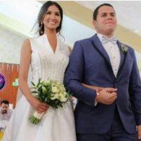 Se casó en Jarabacoa ex Miss Republica Dominicana