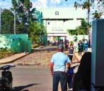 la vega 150x132 Trasladarán a los presos de La Vega tras rebú