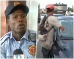 limpiavidrio 1 150x120 Video: De limpiavidrios a Policía Municipal