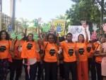 mujeres 150x113 Reclaman despenalización del aborto frente al Congreso