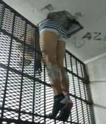 preso 150x175 Video: El intento de fuga de un preso intelibruto