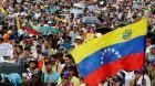 """venezuela trancazo reuters 300x167 Convocan """"Toma de Venezuela tras el meneo Asamblea Nacional Constituyente"""